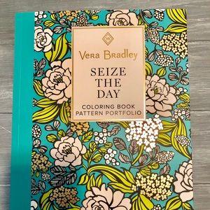 🎃 New Vera Bradley Coloring Book